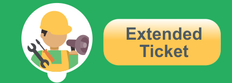 Extended Ticket